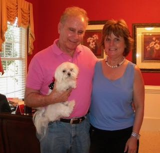 Allen Family w/Bella - Burlington NC