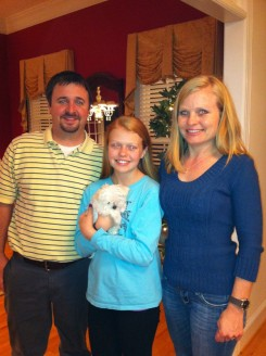 Dupree Family w/Lilly - Lillington NC